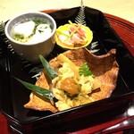 懐石 山よし - 前菜