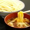 元祖武蔵野うどん めんこや - 料理写真:卵と絡めて食べるのもGOOD☆