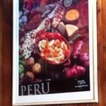 ミラフローレス - 8/23ペルーのポスター