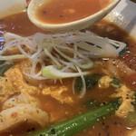 太陽のトマト麺 - 酸辣