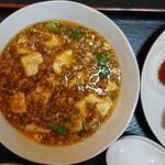 碧亭 - 料理写真:麻婆豆腐