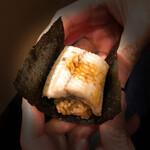 寿司 藤やま - 鰻白焼き