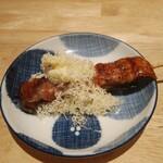 うなぎ 串料理 いづも - 鰻バター