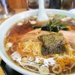 中華飯店青柳 - ラーメンアップ