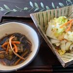 横浜たにや ぎょらん工房 - 濱松前を白菜漬けにしました。