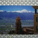 14457795 - 【2012年葉月(8月)】御礼状が届きました。泊まった時は富士山は見られませんでしたが綺麗な絵葉書