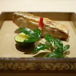 新ばし 星野 - 焼物 白甘鯛