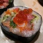 かまた寿司 - 魚たっぷり
