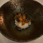 lily - 雲丹トリュフ飯