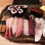 かまた寿司 - ランチ寿司