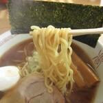 あかふじ - 中太麺デス