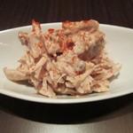 Spain bar Sebasuke - 若鶏のモホ・ピコーン