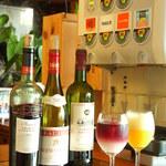 GAMバル - 大人のドリンクバーはワイン・ソフトドリンク・ワインベースのカクテルが飲み放題だ!!