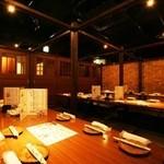 全席個室居酒屋 竹取御殿 - プライベート感たっぷりの和空間でお楽しみください。