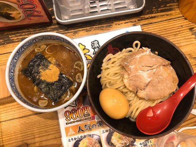 三田 製 麺 所 メニュー