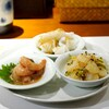 和中華と麺 丹陽 - 料理写真:前菜3種