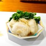 和中華と麺 丹陽 - ホタテ