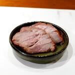 和中華と麺 丹陽 - チャーシュー