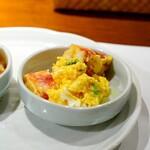 和中華と麺 丹陽 - かに玉