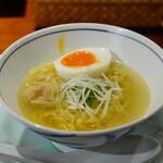 和中華と麺 丹陽 - 塩ラーメン