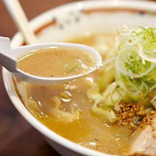 """狼スープ - 料理写真:""""狼""""スープ"""