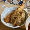 Juurokuban - 料理写真:天丼