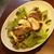 鹿とパンとワイン Bistro STAGMAN - 料理写真:ローストチキンと