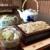蕎麦 ひさ霧 - 料理写真:ランチ 蕎麦