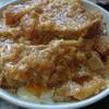 とんかつ東華 - 料理写真:・かつ丼