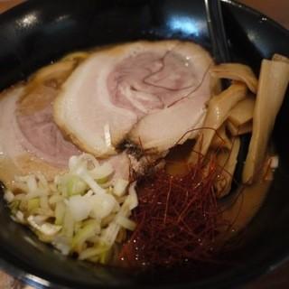 ら麺はちに - 料理写真:醤油ラーメン