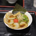 京都 丸心 - 料理写真:京都黒醤油 750円