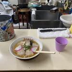 長崎屋 - しょうゆラーメン 500円