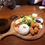 アンディカフェ - 牡蠣フライ