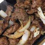 島屋食堂 - 料理写真:サガリ