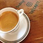 ザ キャンティ - セットのコーヒー