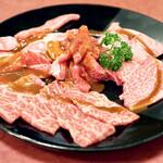 一升びん - 松阪肉セット 3200円