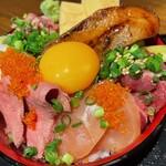 五反田 肉寿司 - ランチ