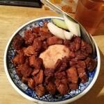 144619794 - ランチ魯肉飯¥700