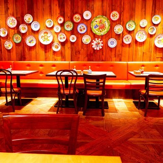 【女子会やデートに】落ち着いた雰囲気のタイ&アジアンカフェ