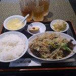 客家亭 - 肉野菜定食