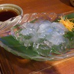 魚大将 うまかっぺや - クラゲポン酢 2012/07