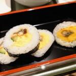 炭火手焼き鰻 堀忠 - 令和3年1月 寿司セット 715円