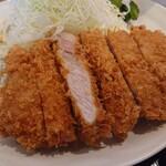 ゆうたく - りぶろーすかつ定食 1,190円(税込)
