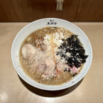 燕三条 豊潤亭 - 特製中華そば大盛(1,130円)