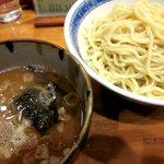 つけ麺 石ばし - つけめん(大盛り)!(2012,08/18)