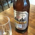 WILLラーメン - 瓶ビールは私の物❤️❤️