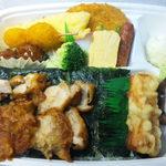 ほっかほっか亭 - 料理写真:夏のとりめしスペシャル580円