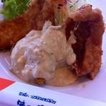 14464319 - チキン南蛮定食♪