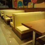 インドカレーレストラン マサラ - フ-ドコ-トの席