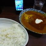キッチンカミヤマ - ロシアンカレー